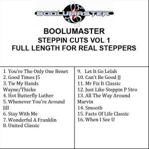 Stepper cuts 1 playlist