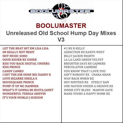 Hump Day V3 Playlist