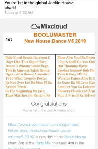 Number New House Dance v5