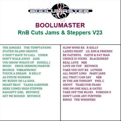 rnb cuts 23 playlist