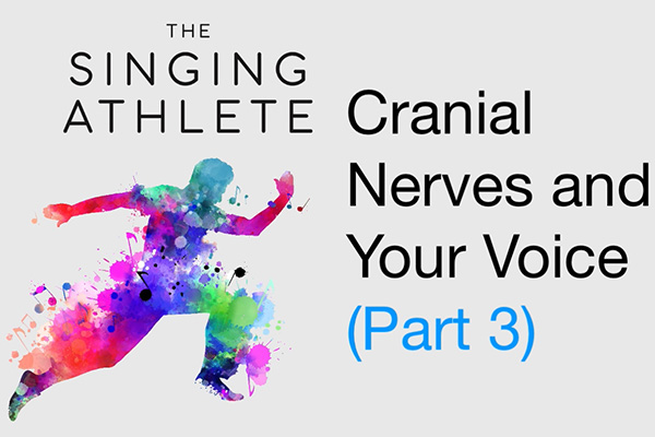 Cranial Nerves and Your Voice, Part 3