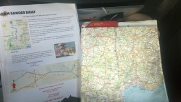 Map & Instructions Ready