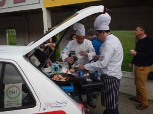 Racing Chefs Brekkie