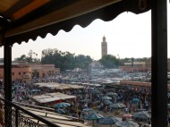 Jemaa Tower