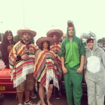 18 Jungle Fever & The 3 Amigos
