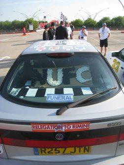 The Banger Car