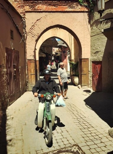 132 Marrakech Challenge #4