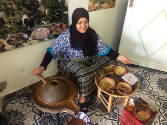 133 Marrakech Challenge #5