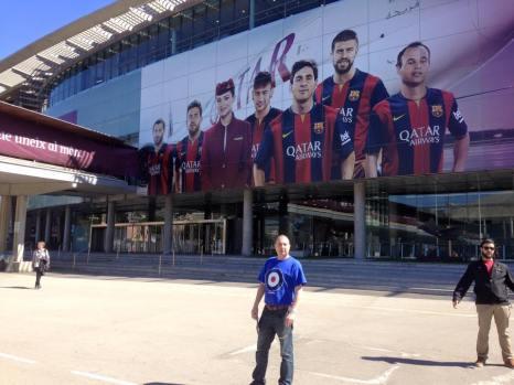 71 Barcelona Challenge #3
