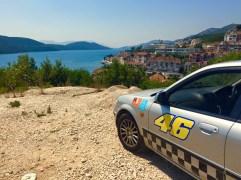 056a Brief Stop in Bosnia