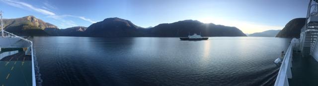 028c Ferry Panorama