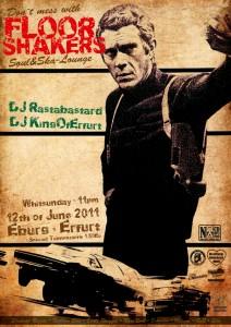 Floorshakers Erfurt 12.6.11