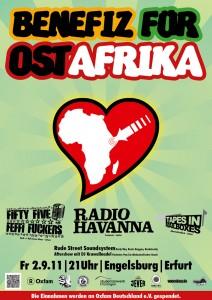 Ostafrika Benefiz 2.9.2011