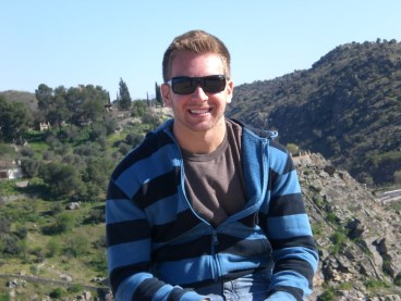 Jeremy Albelda--Tagus River Gorge, Toledo, Spain