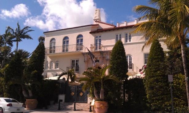 Versace Mansion on Ocean Drive, South Beach