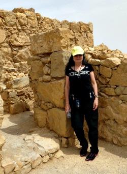 What to wear at Masada, Israel