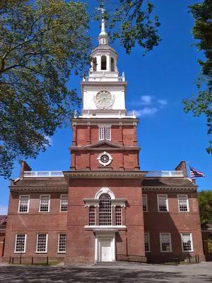 When you visit philadelphia, visit Independence Hall