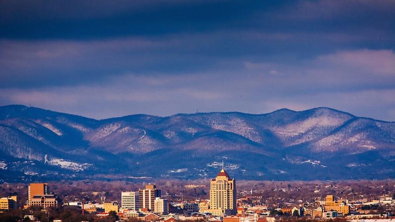 Roanoke Virginias Star City  Boomer Magazine