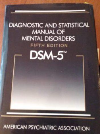 Photo of Manual of Mental Disorders