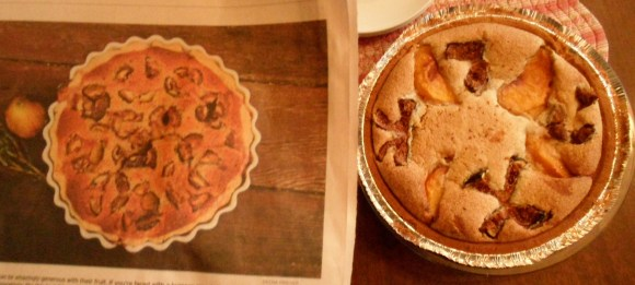 What's better, a pie or picture of a pie? Dig in.