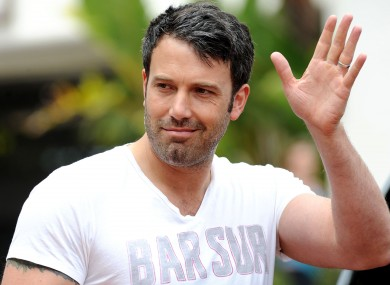 Who is ready to direct the best story ever told about WWII in the Pacific? Mr. Affleck, please.
