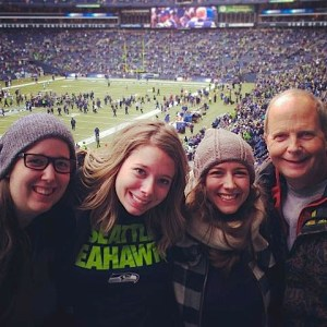 Baby Boomer Adopts The Seattle Seahawks