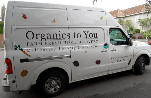 The Veggie Truck For A Plant Based Diet