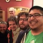 A Gathering Of Oregon Sports News Writers