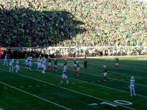 OREGON DUCK FOOTBALL LONELINESS IS REAL