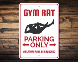 GYM RAT CONFESSIONS: FEAR DRIVEN EXERCISE