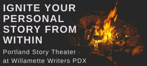 PORTLAND STORY THEATER TELLS THE TALE AT WILLAMETTE WRITERS