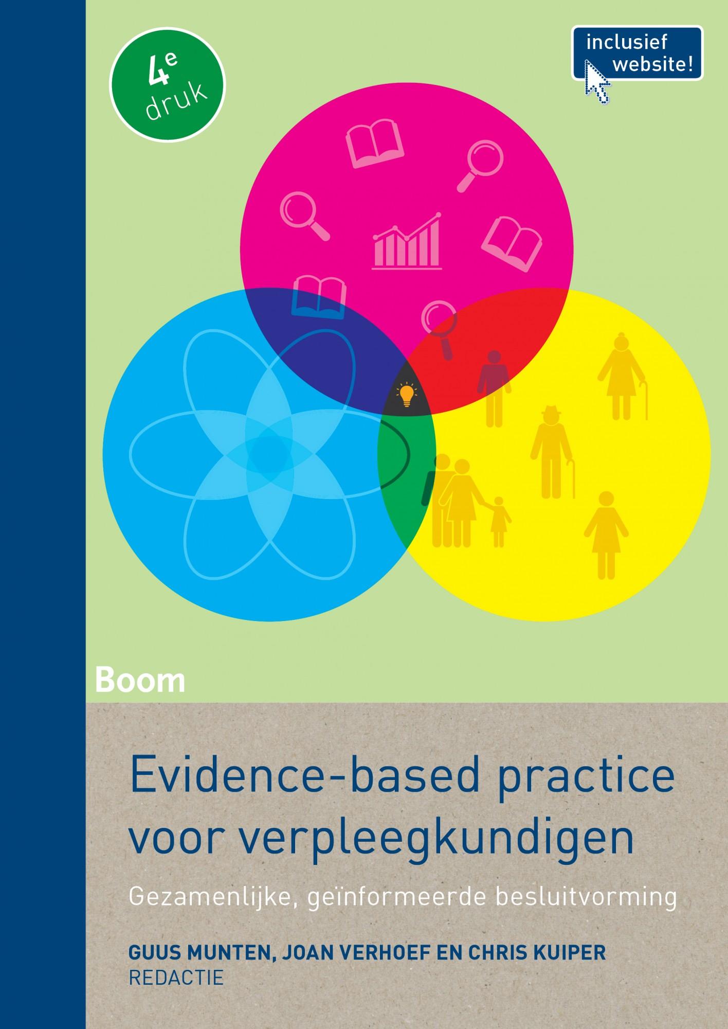 Evidence Based Practice Voor Verpleegkundigen Vierde Druk