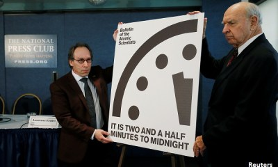 What Is The Doomsday Clock And Why Should We Keep Track Of The Time?