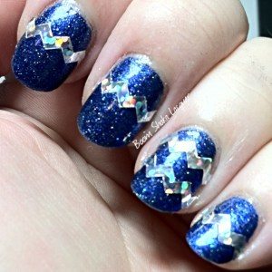 Alchemy Lacquers - Naiad of the Spring with YouPolish decals