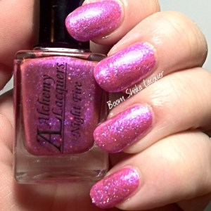 Alchemy Lacquers - Night Fire