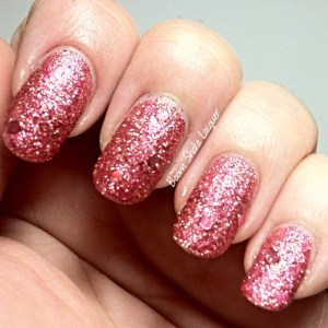 Gothic Gala Lacquers - Pink Ice (No Topcoat)