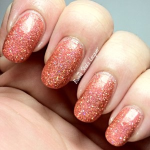 Literary Lacquers - Strong Steady Hand