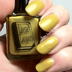 Literary Lacquers - Happy Medium