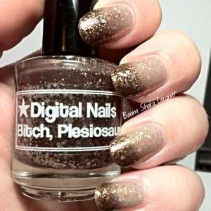 Digital Nails, Bitch Plesiosaur (transition)