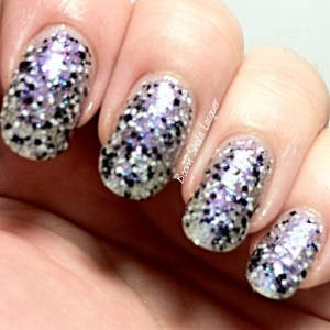 Digital Nails - Curie-ouser and Curiouser