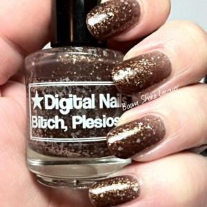 Digital Nails -Bitch, Plesiosaur (cold)