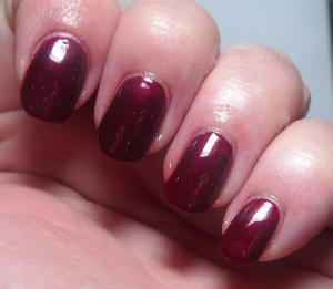 Gothic Gala Lacquers - Holiday Berries