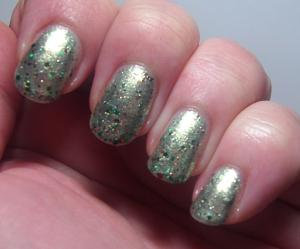 Alchemy Lacquers - Gilded Holly