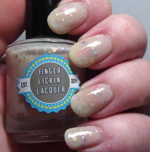 Finger Lickin' Lacquer - Birthday Suit