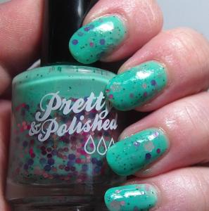 Pretty & Polished - May Flowers (Cold)