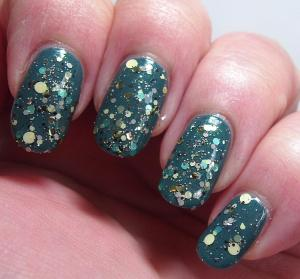 Scofflaw Nail Varnish - Happy Little Trees