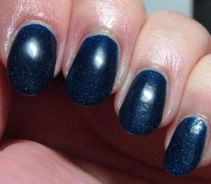 Blue Eyed Girl Lacquer - Bound to the City Life