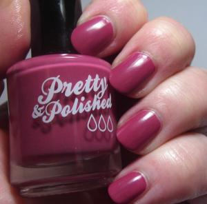 Pretty & Polished - Saucy Marsala