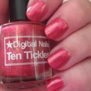 Digital Nails - Ten Tickles