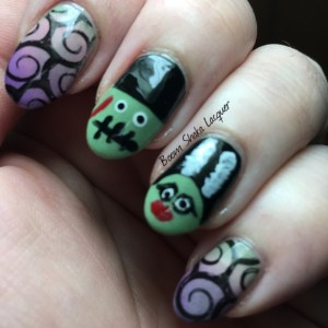 40 Great Nail Art Ideas - Halloween